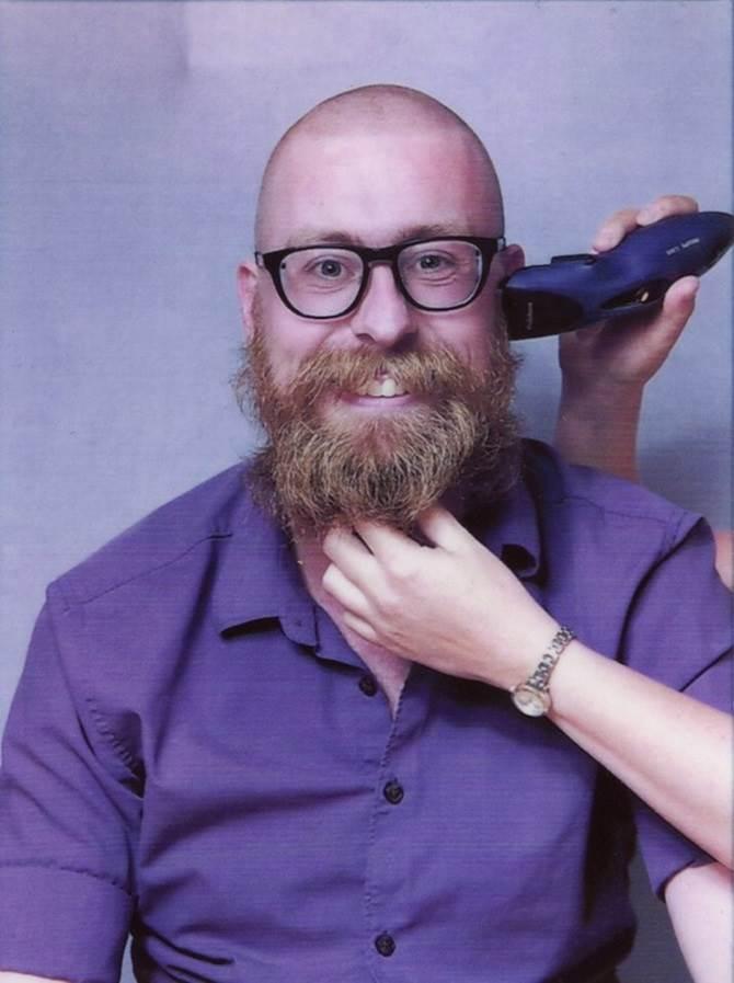 lelaki cukur jambang