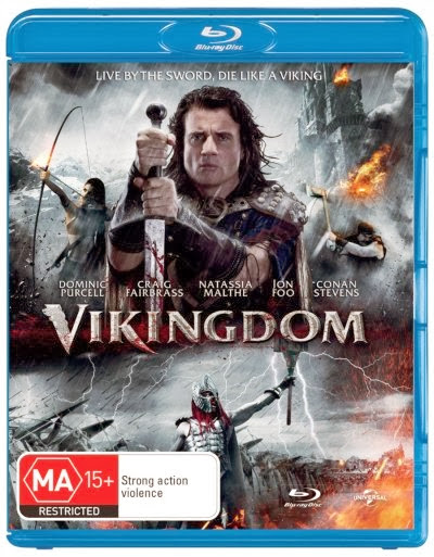 Vikingdom 2013 720p BrRip 850mb YIFY