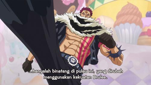 One Piece Episode 833 Subtitle Indo terbaru