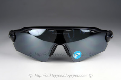 oakley radar ev polarised