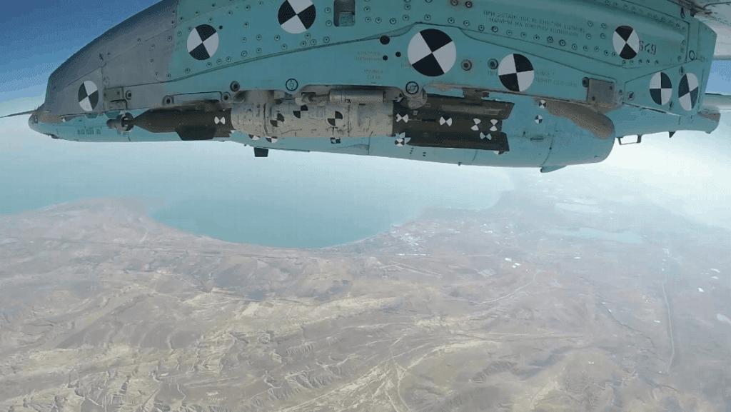 Aselsan інтегрував кероване озброєння в штурмовики Су-25