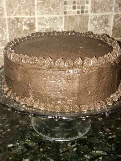 The Perfect Chocolate Buttercream Frosting Recipe