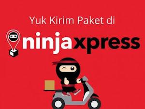 Pengalaman Ninja Express Cepat dan Murah Dari Expedisi Lainya