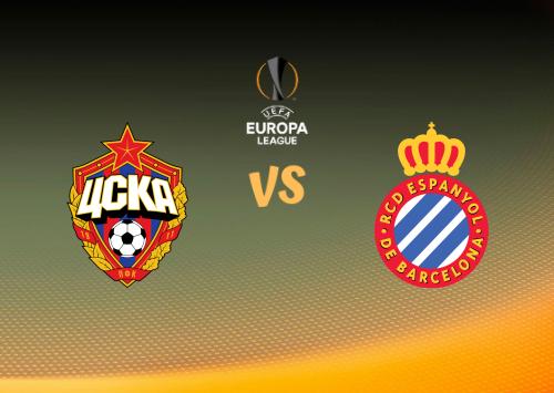 CSKA Moscú vs Espanyol  Resumen