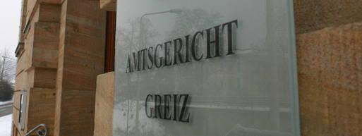 Verfahren gegen mazedonische Staatsbürgerin wird am Amtsgericht Greiz eingestellt