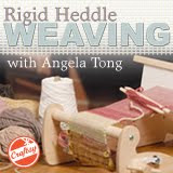 My Rigid Heddle Weaving Class