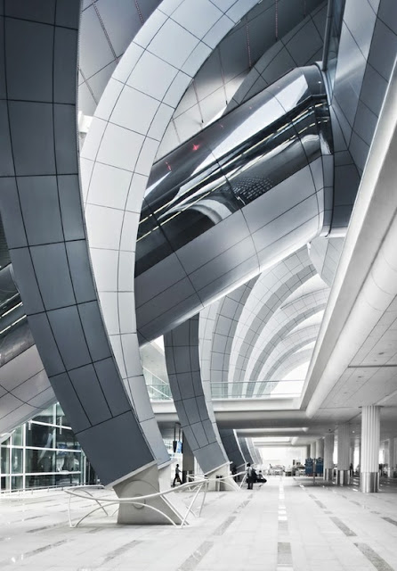 LA FOTO DE DIA: terminal 3 (dubai airport) 1