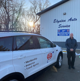 Rick Montero, AAA Approved Auto Repair at Elysian Auto Service