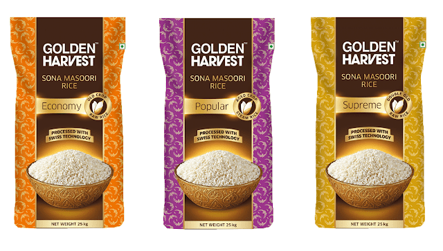Future Consumer launches Golden Harvest Sona Masoori Rice