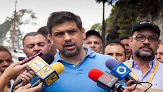 Carlos Ocariz sobre las elecciones