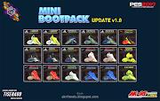 MINI Bootpack Update v1.0 - PES 2017