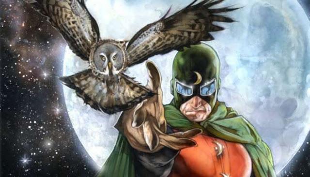 Super Herói com Deficiência - Doutor Meia Noite