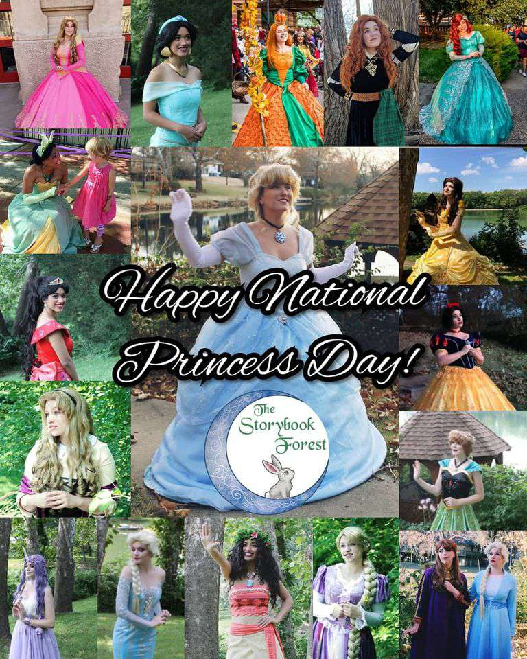 National Princess Day Wishes For Facebook