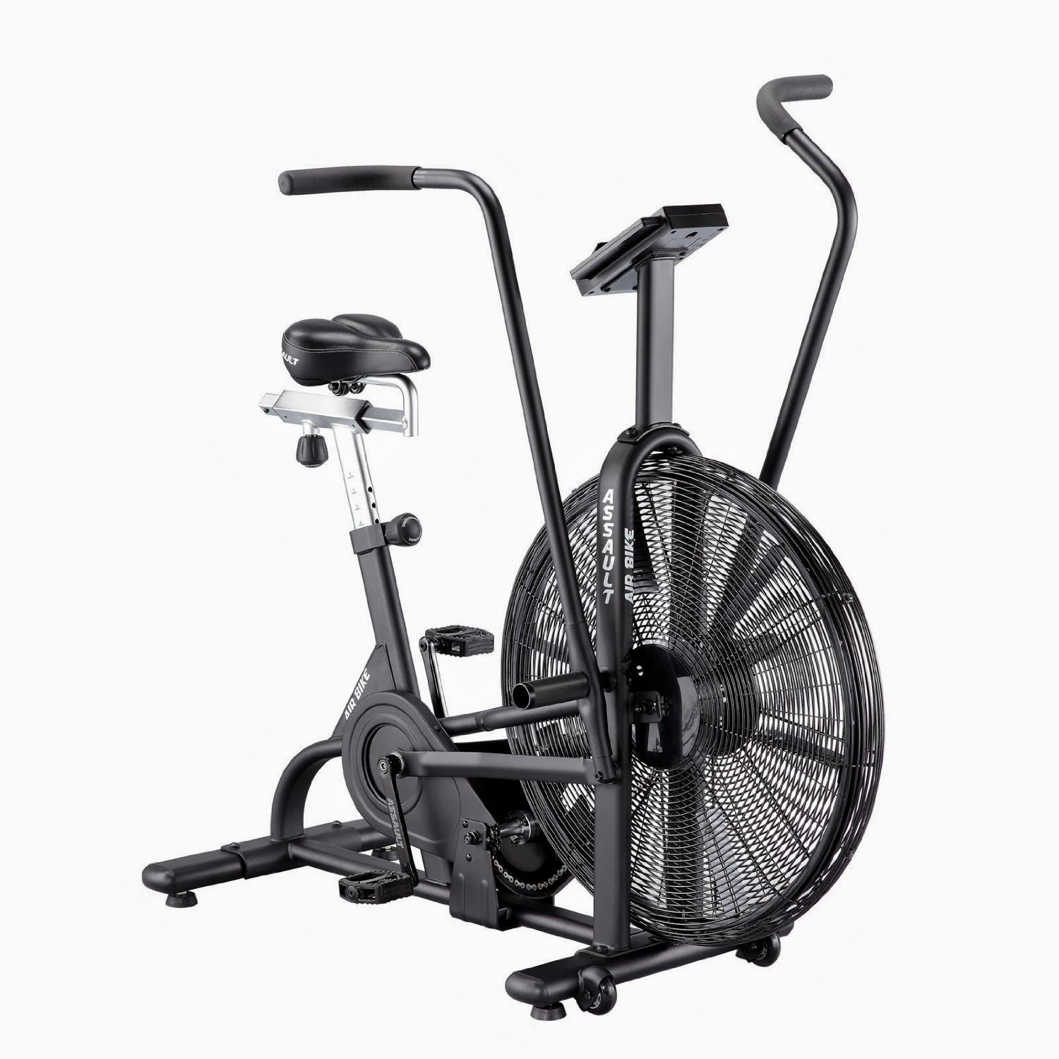 Lifecore Fitness Assault Air Bike, picture, image, review features & specifications