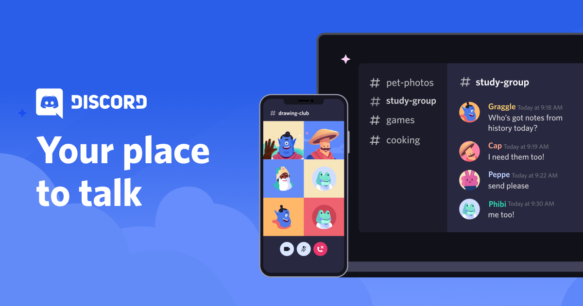 Discord: How to share the screen of your Android or iPhone mobile