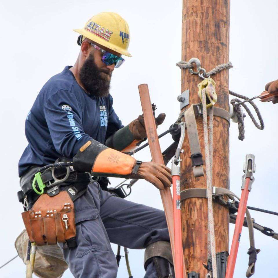 National Lineman Appreciation Day Wishes for Instagram