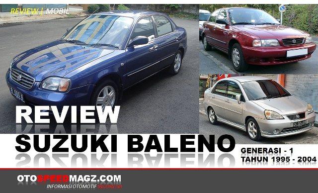 harga-mobil bekas murah-suzuki baleno-generasi pertama