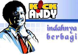 Kick Andy: Indahnya Berbagi