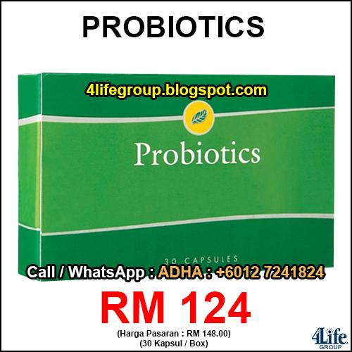 foto 4Life Probiotics
