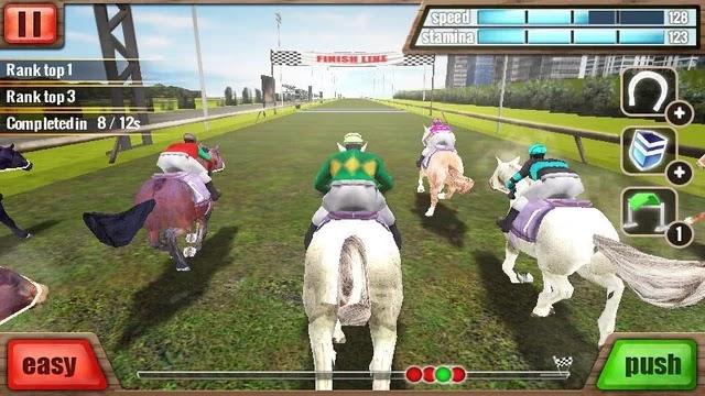 Horse Racing 3D   تحميل لعبة سباق الأحصنة Horse Racing 3D للأندرويد أحدث إصدار