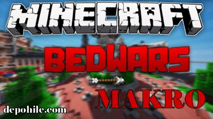 Minecraft Bed Wars Çalışan Makro Hilesi İndir 2021 Yeni