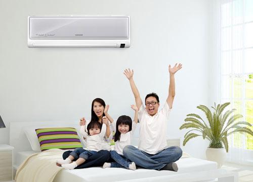 Máy lạnh Sanyo an toàn sức khỏe người tiêu dùng