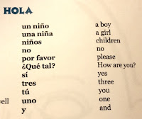 ¡HOLA! Let's Learn Spanish. sample 3