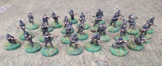 15mm German late war riflemen