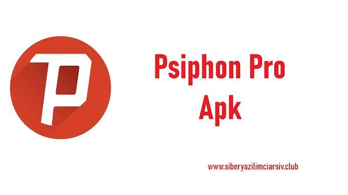 Psiphon Pro APK İndir | Pro APK v.3.1.9