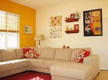 Como Combinar Colores En Paredes Aprender Hacer Bricolaje Casero - Combinacion-colores-habitacion
