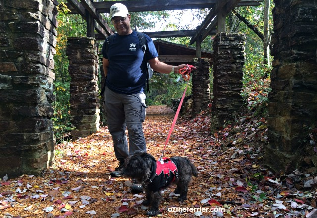 oz hike tallulah gorge national trails day