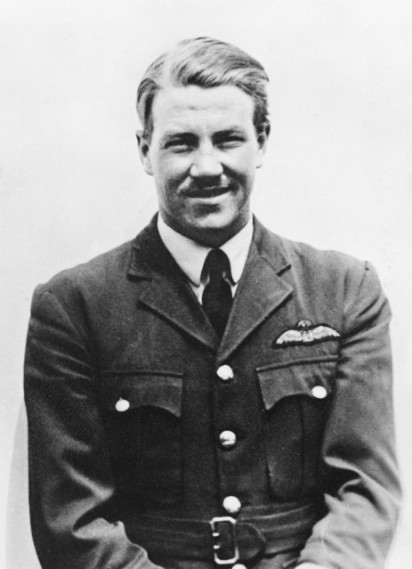 1 August 1940 worldwartwo.filminspector.com RAF Pilot Pat Hughes