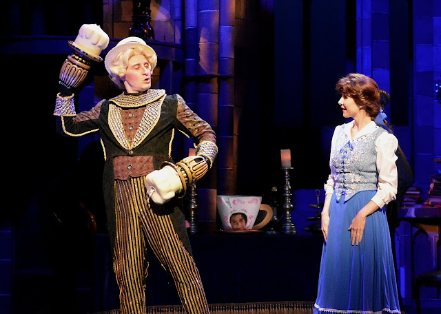 BWW Review: Susan Egan Returns Triumphantly to BEAUTY AND THE BEAST