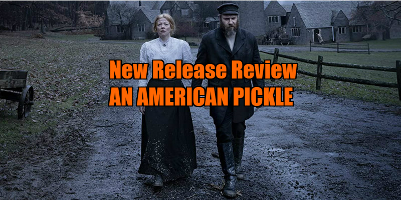an american pickle review
