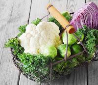Hortaliças brássicas e seus benefícios