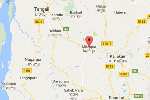 নিখোঁজ ৩ জনের লাশ উদ্ধার  মির্জাপুরে নৌকাডুবি