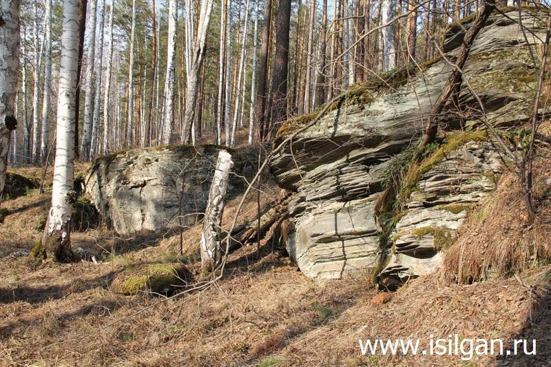 Скалы Малой Вязовки