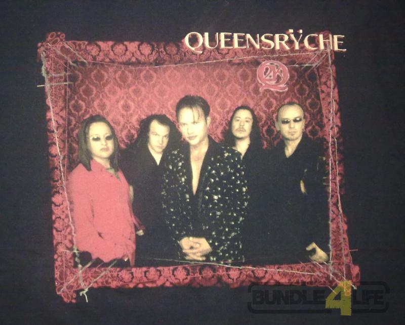 Queensryche - Q2K World Tour shirt (SOLD) | Bundle4Life  Queensryche - Q...