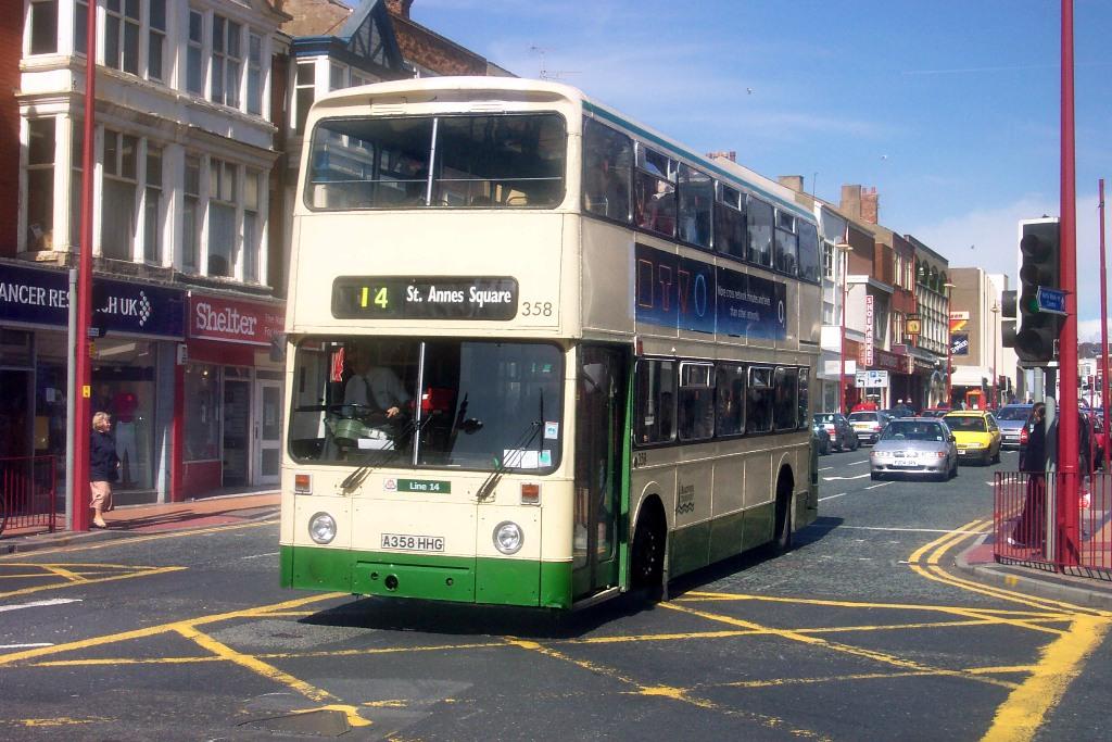 Fylde Bus Blog Route 14