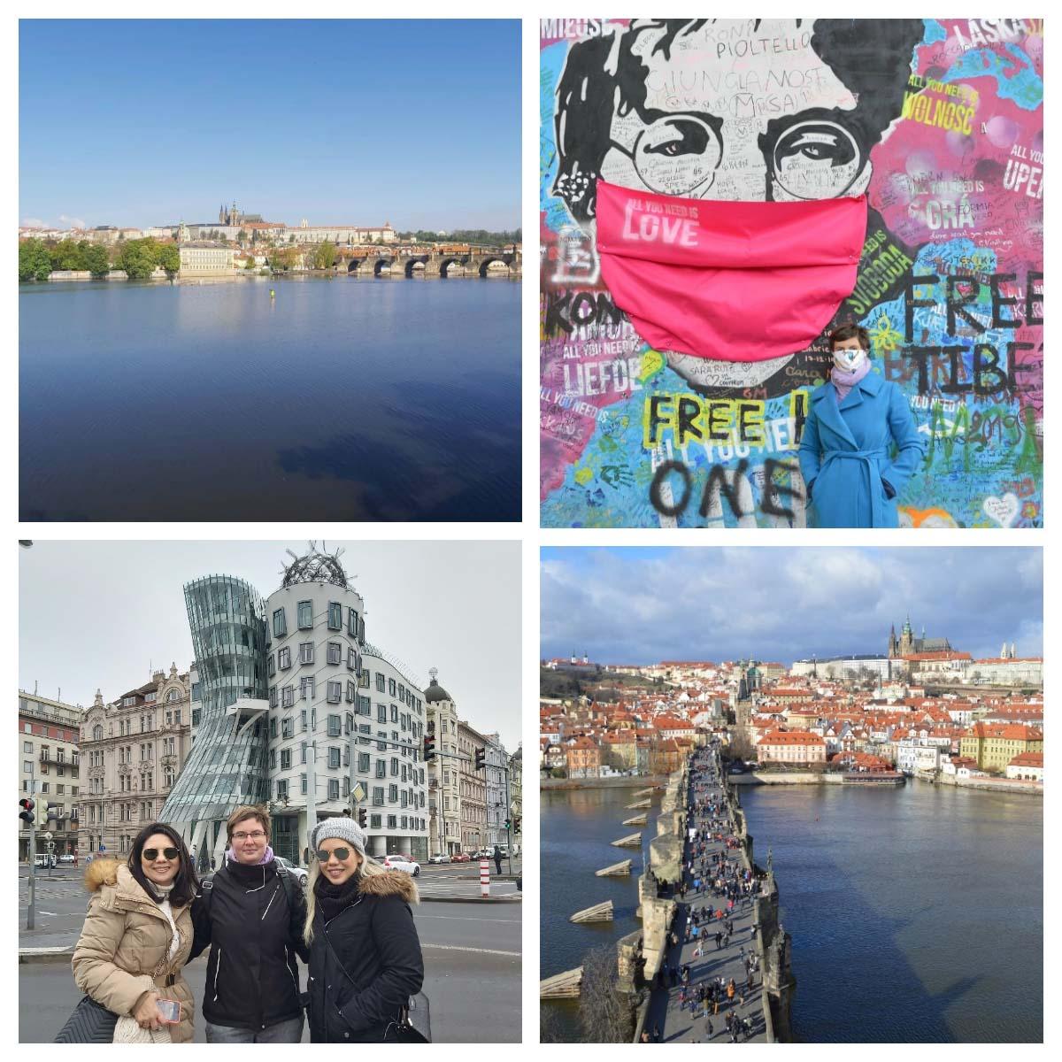 Guia de turismo em português em Praga