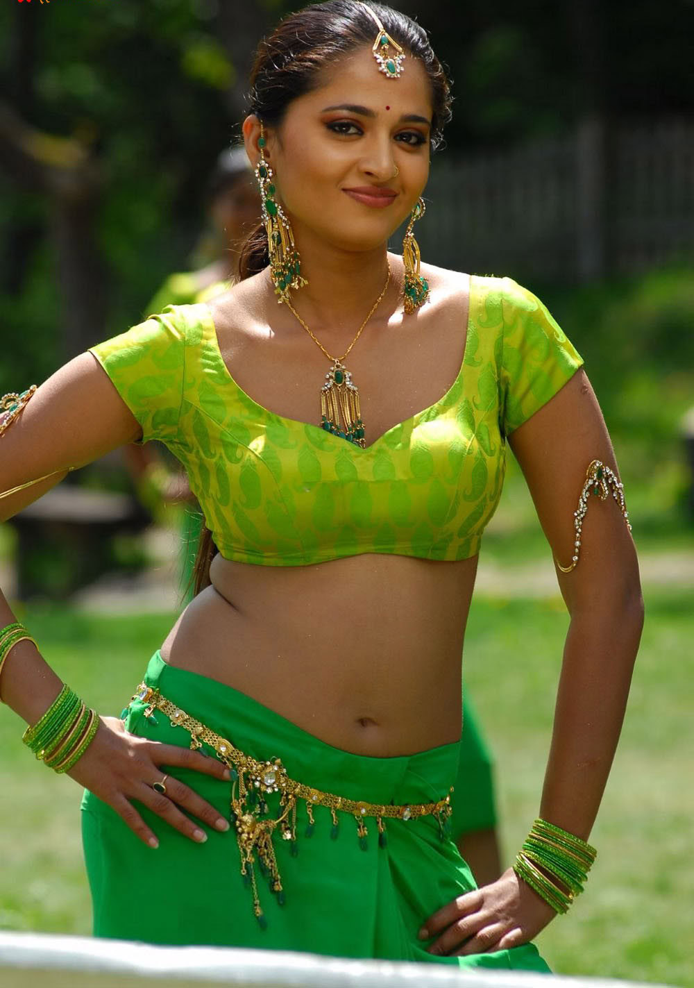 Anushka Shetty Hot Photos - High Resolution Pictures-4350