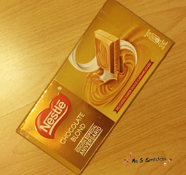 Nestlé Chocolate Blond