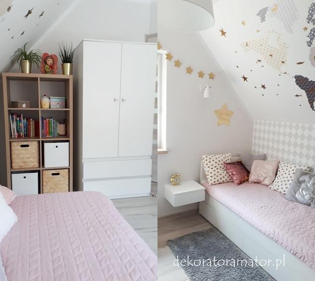 pokój dziecięcy pokój dziecka kidsroom pokój dziewczynki pokój ucznia
