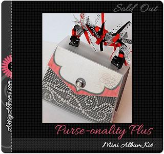 purse-onality mini album kit
