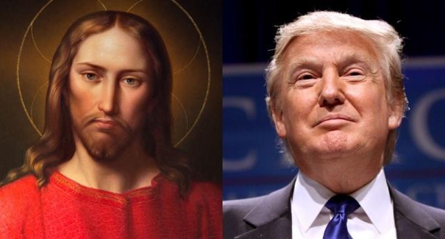 jesus vs trump pope francis remarks