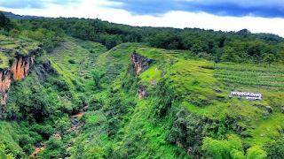 Lembah Ngingrong Yogyakarta