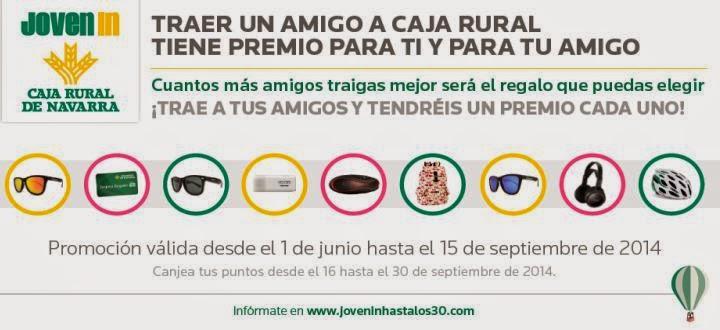 Joven in caja rural de navarra for Caja rural de navarra oficinas