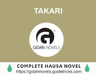 TAKARI COMPLETE HAUSA NOVEL