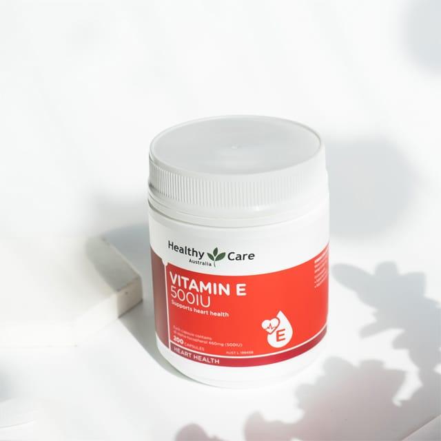 Vitamin e 500iu
