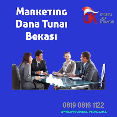 Marketing Dana Tunai Bekasi, Marketing Dana Tunai Bekasi Online